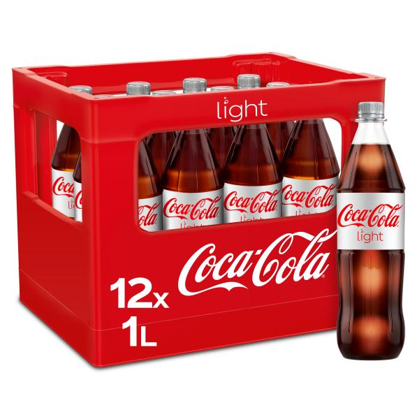 Coca-Cola Light Taste PET (Mehrweg)