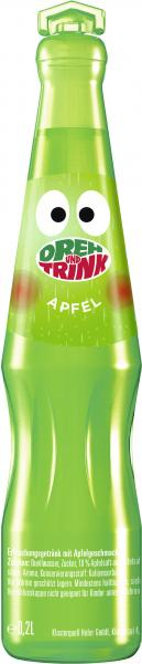 Dreh und Trink Limonade Apfel