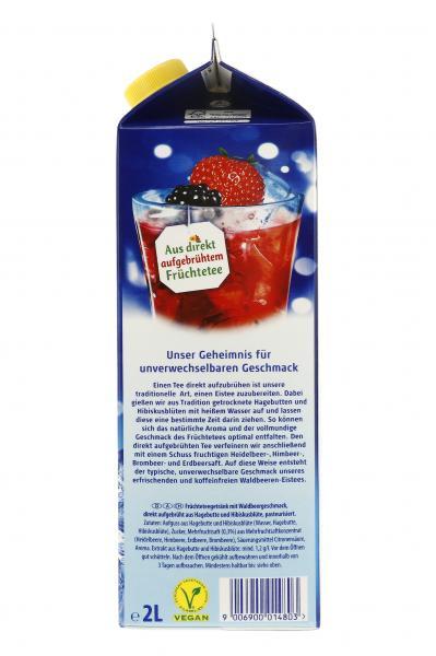Pfanner Ice Tea Waldbeeren