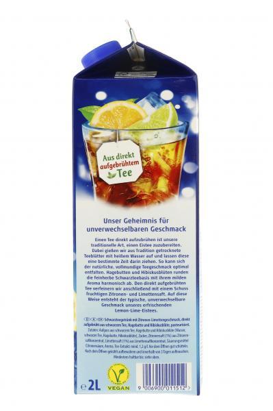 Pfanner Ice Tea Lemon-Lime