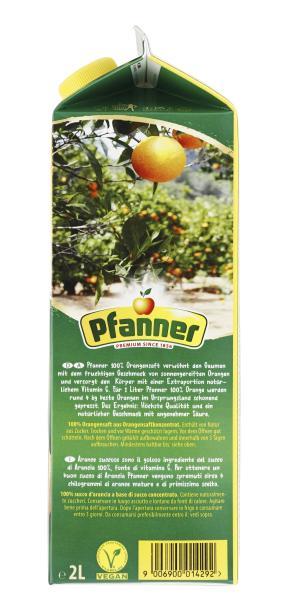 Pfanner Orange