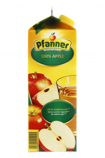 Pfanner Apfel