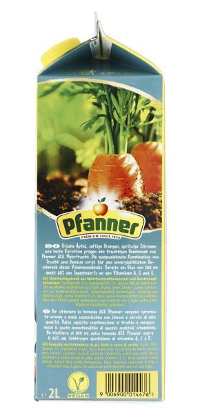 Pfanner ACE Multifrutti