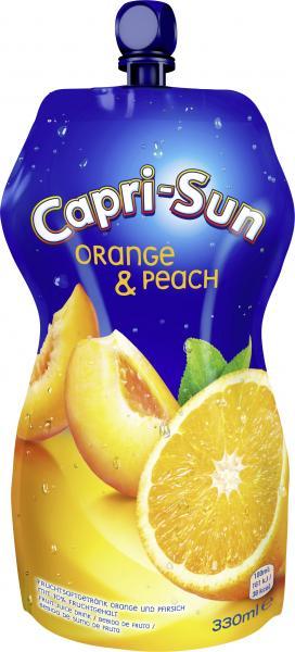 Capri-Sun Orange & Peach
