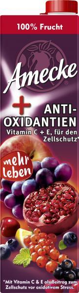 Amecke + Antioxidantien