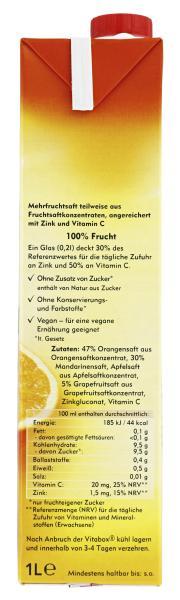 Amecke + Zink Vitamin C