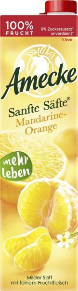 Amecke Sanfte Säfte Mandarine-Orange