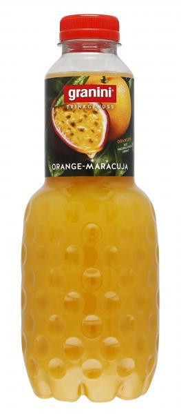 Granini Trinkgenuss Orange-Maracuja