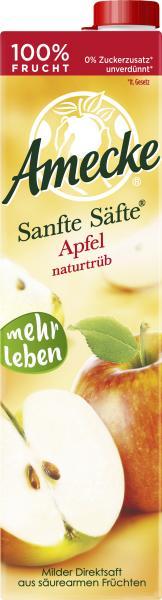 Amecke Sanfte Säfte Apfel naturtrüb