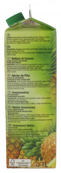Wesergold Ananas-Nektar