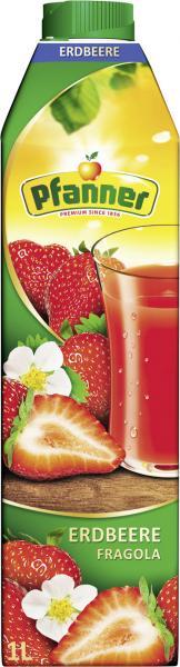 Pfanner Erdbeere