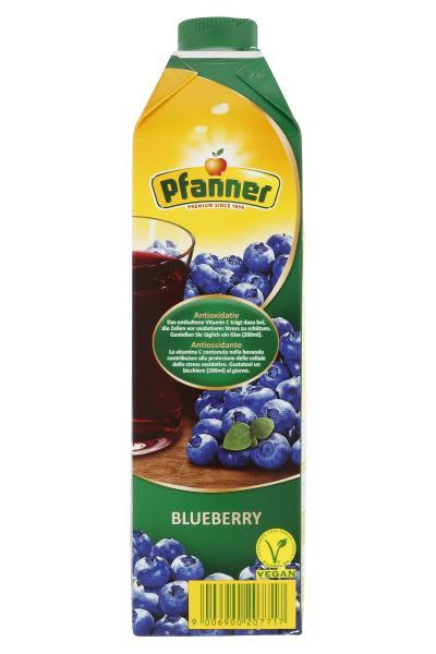 Pfanner Heidelbeere