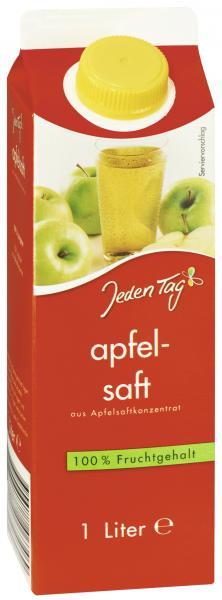 Jeden Tag Apfelsaft
