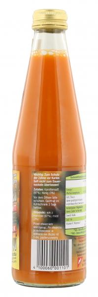 Rio Bravo Karottensaft mit Honig