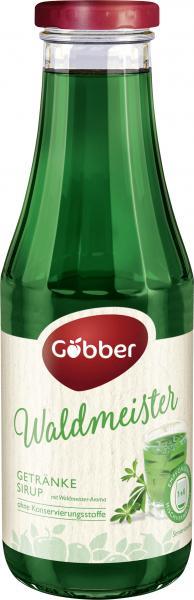 Göbber Früchte Waldmeister Getränkesirup