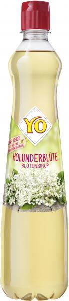 Yo Blütensirup Holunderblüte