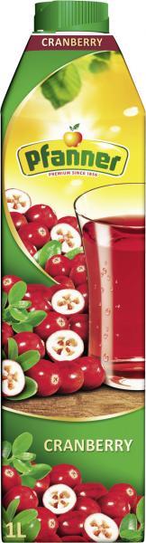 Pfanner Cranberry