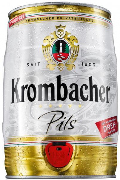 Krombacher Pils Partyfass