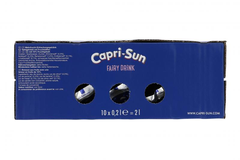 Capri-Sun Elfentrank