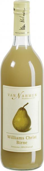 Van Nahmen Williams Christ Birnensaft