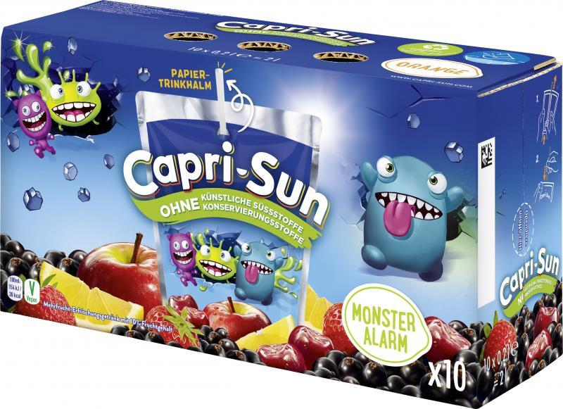 Capri-Sun Monster Alarm