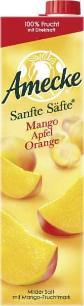 Amecke Sanfte Säfte Mango
