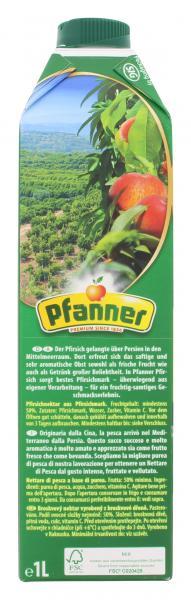 Pfanner Pfirsich Nektar