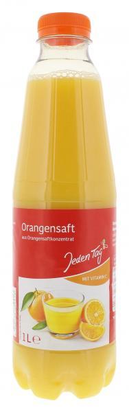 Jeden Tag Orangensaft