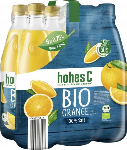 Hohes C Bio Orange