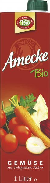 Amecke Bio Gemüsesaft