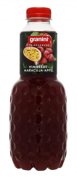 Granini Trinkgenuss Himbeere-Maracuja-Apfel
