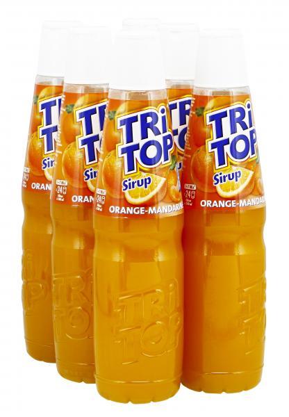 Tri Top Orange-Mandarine