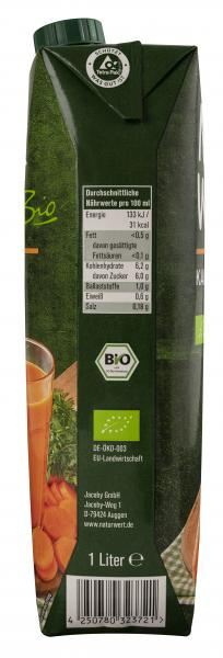 NaturWert Bio Karottensaft