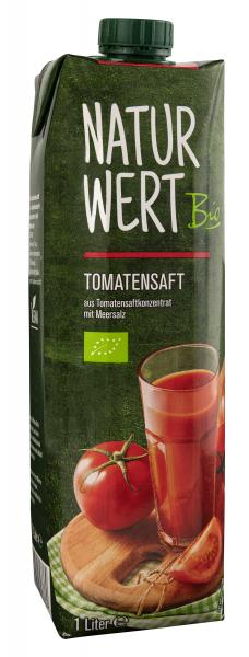 Naturwert Bio Tomatensaft
