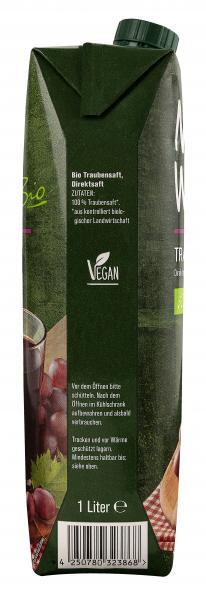 Naturwert Bio Traubensaft