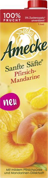 Amecke Sanfte Säfte Pfirsich-Mandarine
