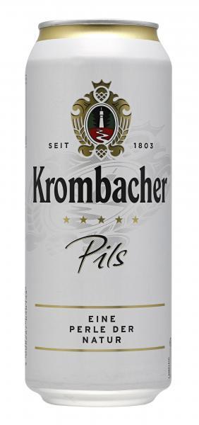 Krombacher Pils (Einweg)