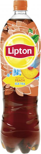 Lipton Ice Tea Peach (Einweg)