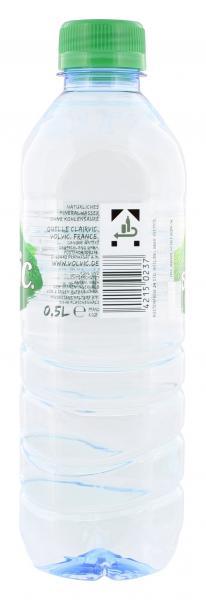 Haltbarkeit Mineralwasser