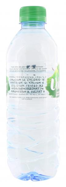 Volvic Mineralwasser naturelle (Einweg)