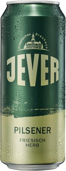 Jever Pilsener (Einweg)