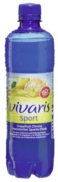 Vivaris Sport Grapefruit-Zitrone (Einweg)