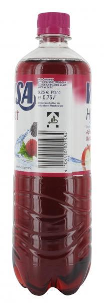 Vilsa H2Obst Apfel-Waldbeere (Einweg)