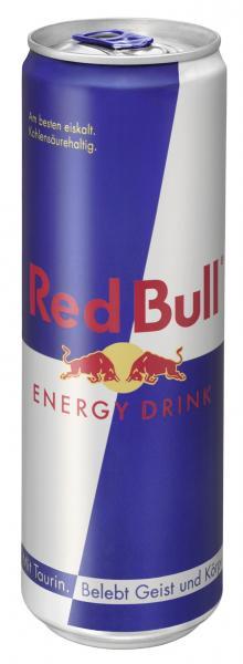 Red Bull Energy Drink (Einweg)