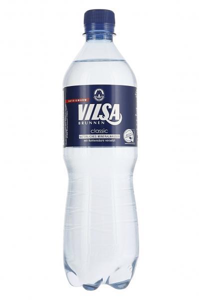 Vilsa Brunnen Mineralwasser classic (Einweg)