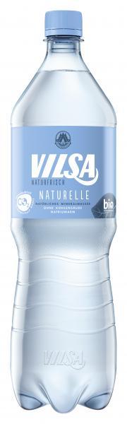 Vilsa Brunnen Mineralwasser naturelle (Einweg)
