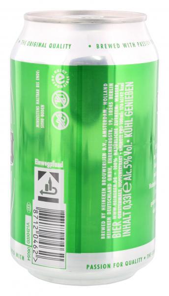 Heineken Pils (Einweg)