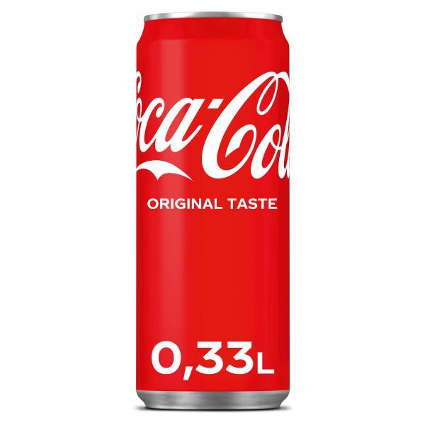 Coca-Cola Dosen (Einweg)