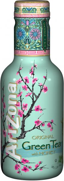 Arizona Original Green Tea with Honey (Einweg)