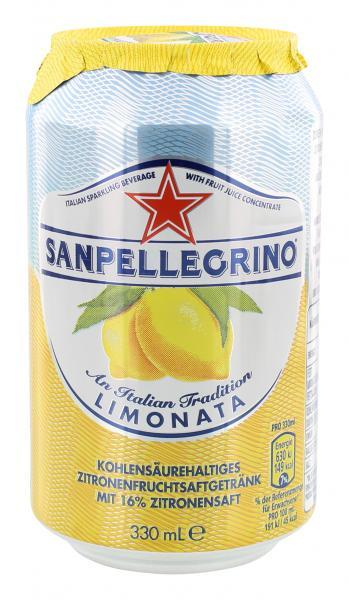 San Pellegrino Limonata Zitronen Limonade (Einweg)